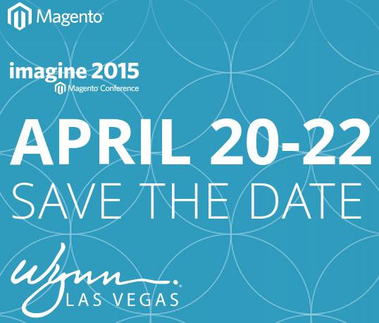 Imagine 2015 Magento Conference