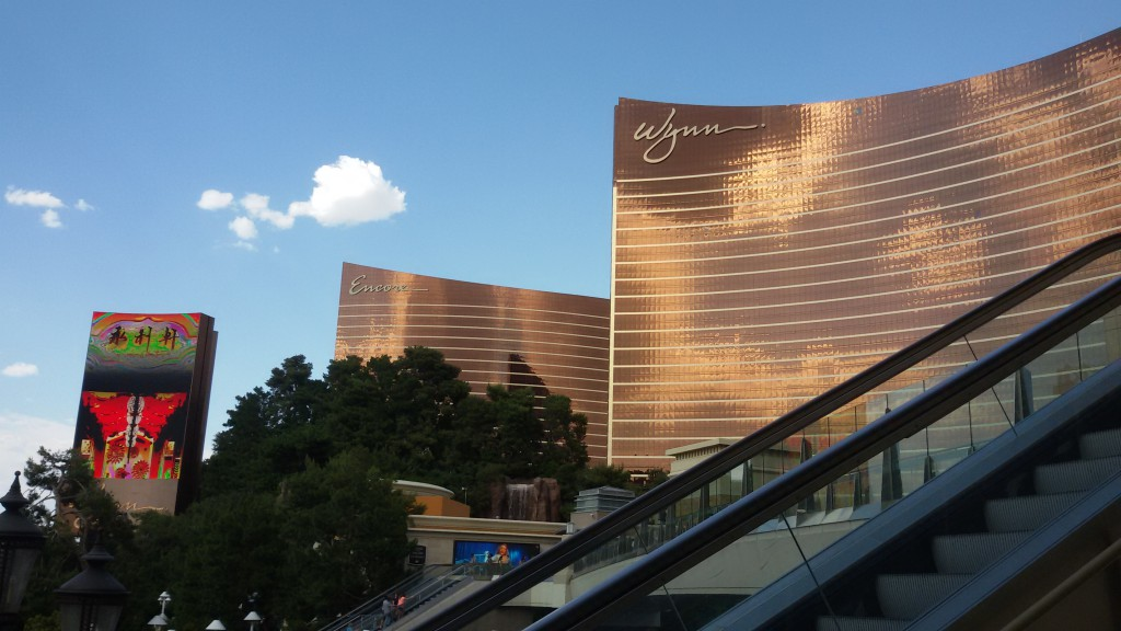 Magento Imagine 2015 at Wynn Hotel