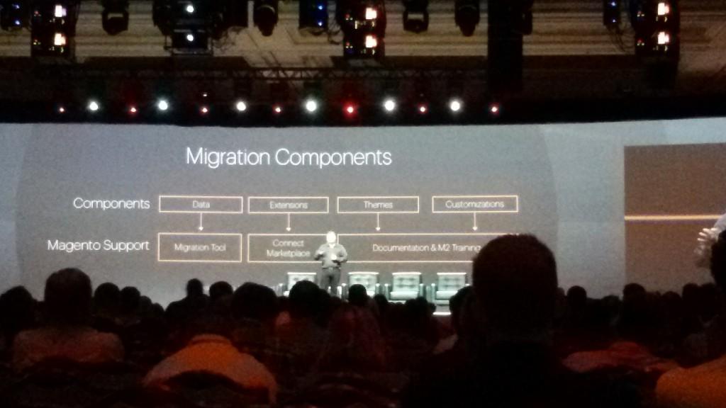 Magento 1.x - 2.x migration process