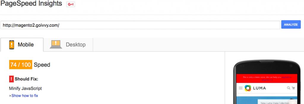 Magento 2 Google Page Speed 90% | Mobile Optimization | Defer JS implemented | Goivvy.com