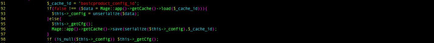 8s to 0.8s TTFB optimization   cache _config variable   Goivvy.com