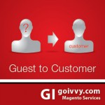 Magento 2 Convert Guests to Registered Customers