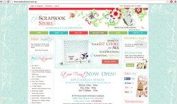 TheScrapBookStore.com.au Case Study