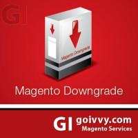 magento downgrade service