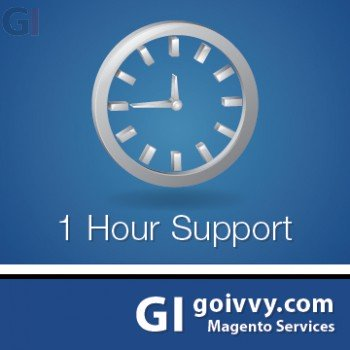 Magento Support 1 Hour Block